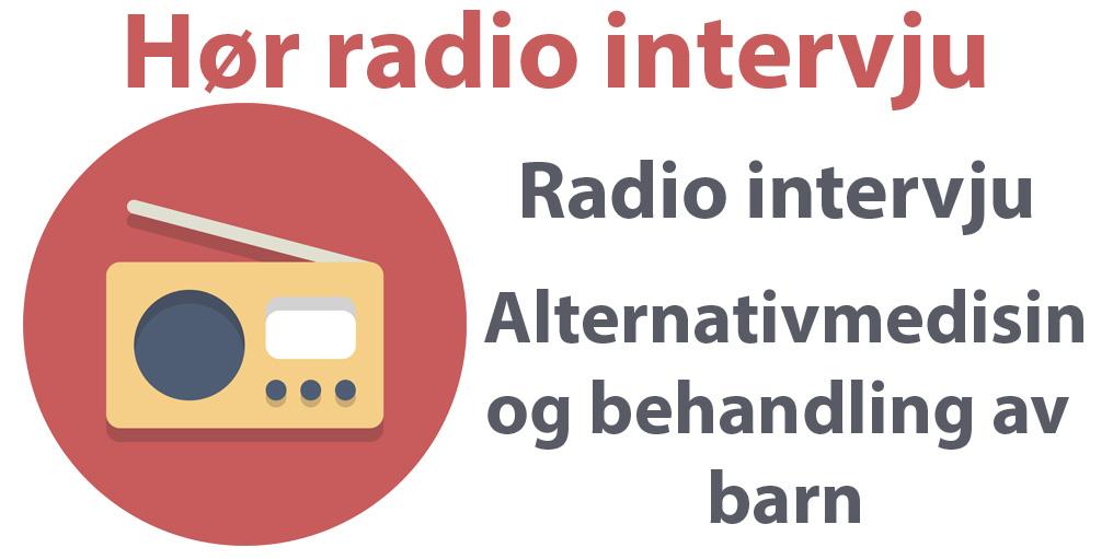 Radio intervju